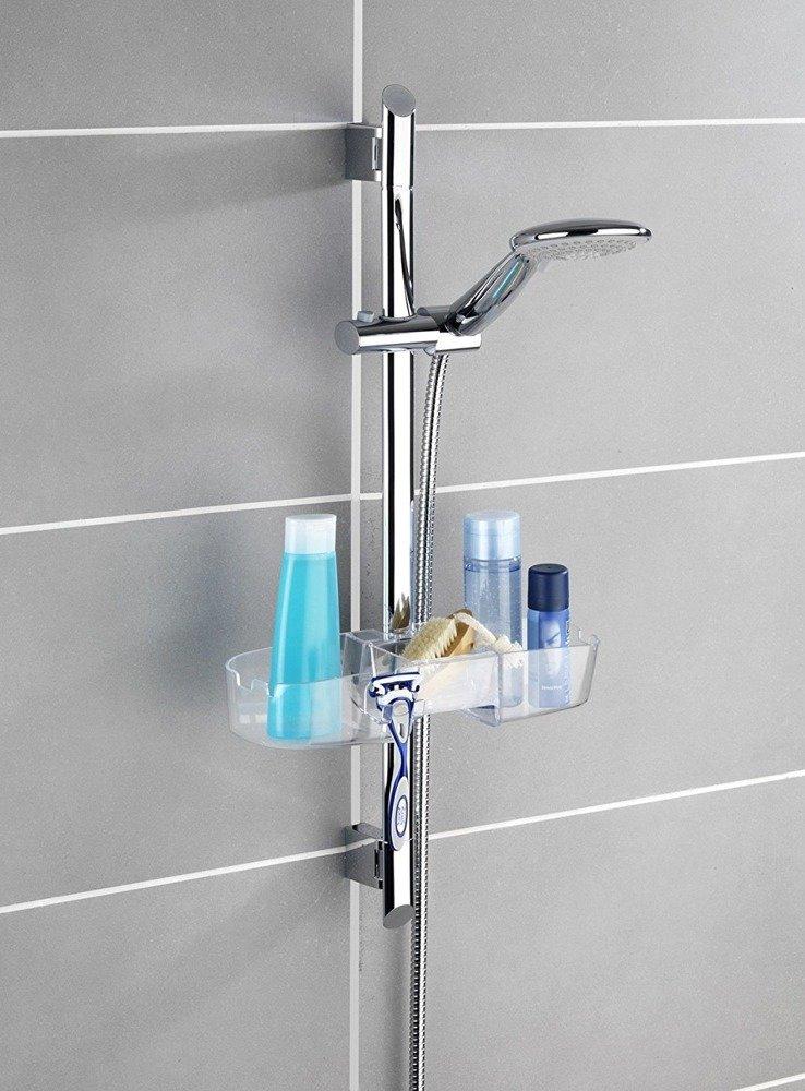 P ka azienkowa pod prysznic caddy premium montowana na - Porta saponi doccia ...