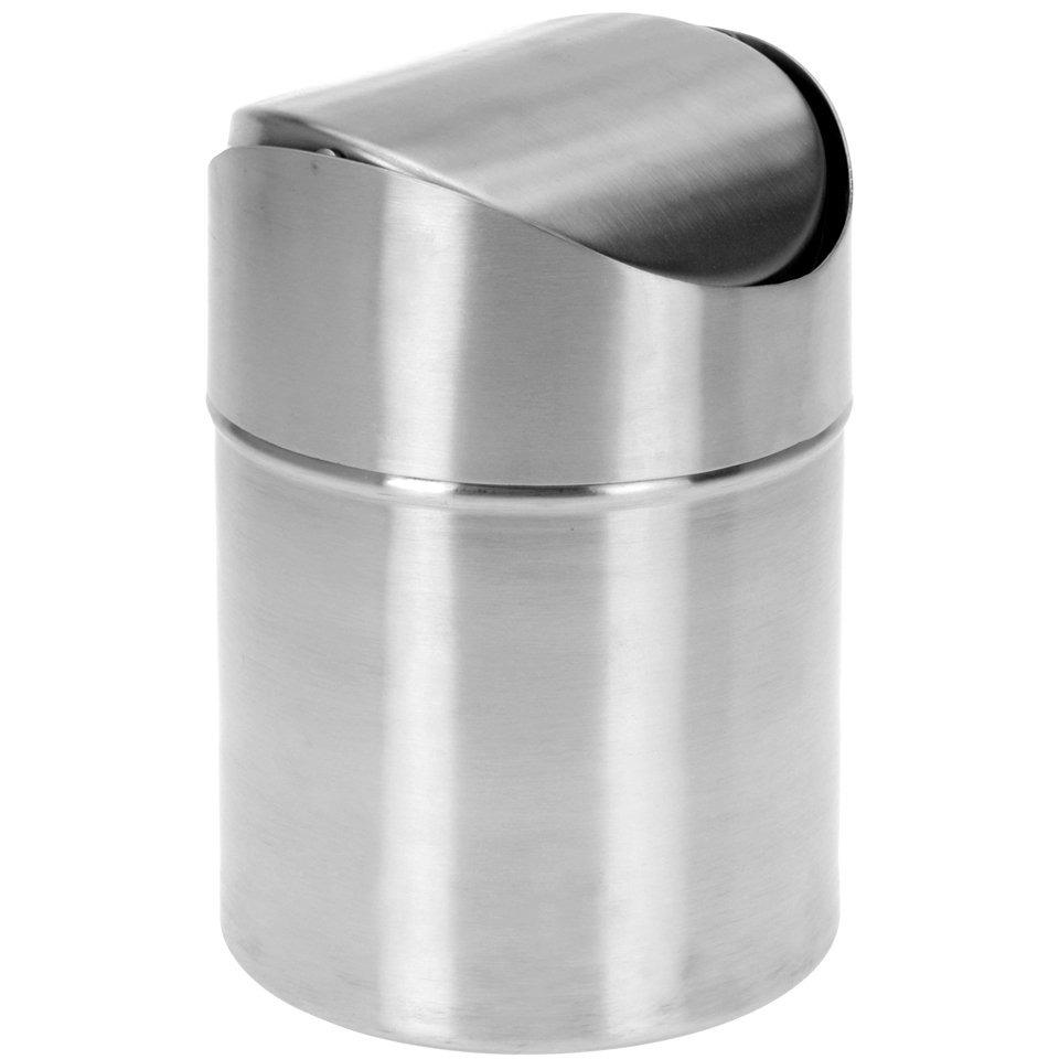 Metalowy Kosz łazienkowy Mini 1 L