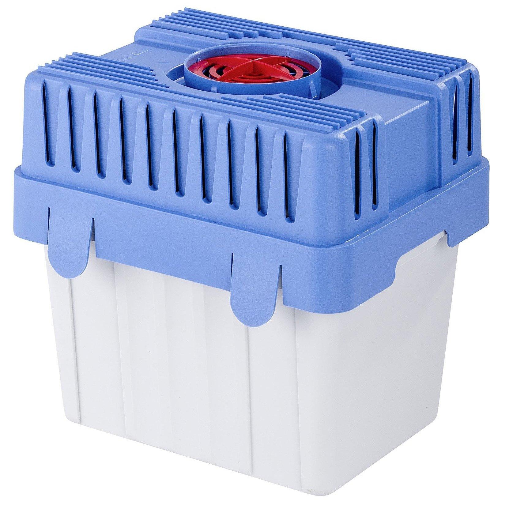 Pochłaniacz Wilgoci Osuszacz Powietrza W Zestawie Wkład 5 Kg Wenko